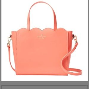 Kate Spade Lily Avenue Bennett Leather Satchel